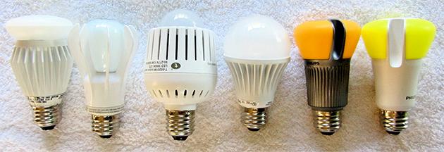 Led-lampans hållbarhet